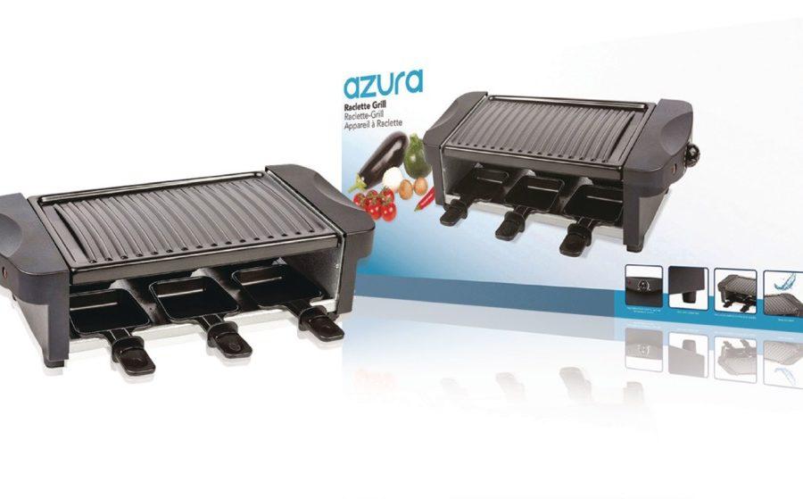 Azura AZ-FC30 6- Persoons Gourmetstel