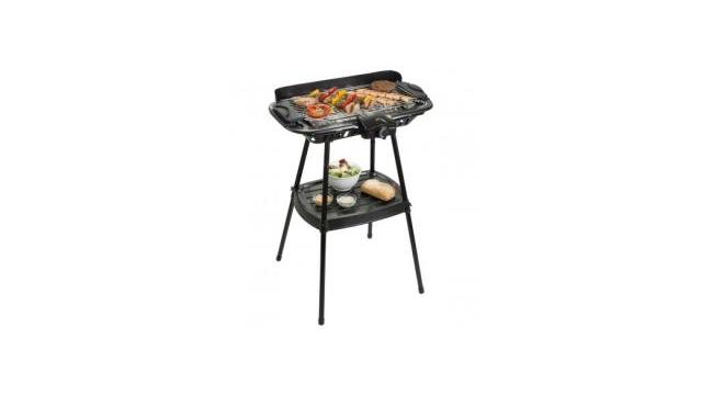 Bestron AJA902S Elektrische Barbecue op Statief