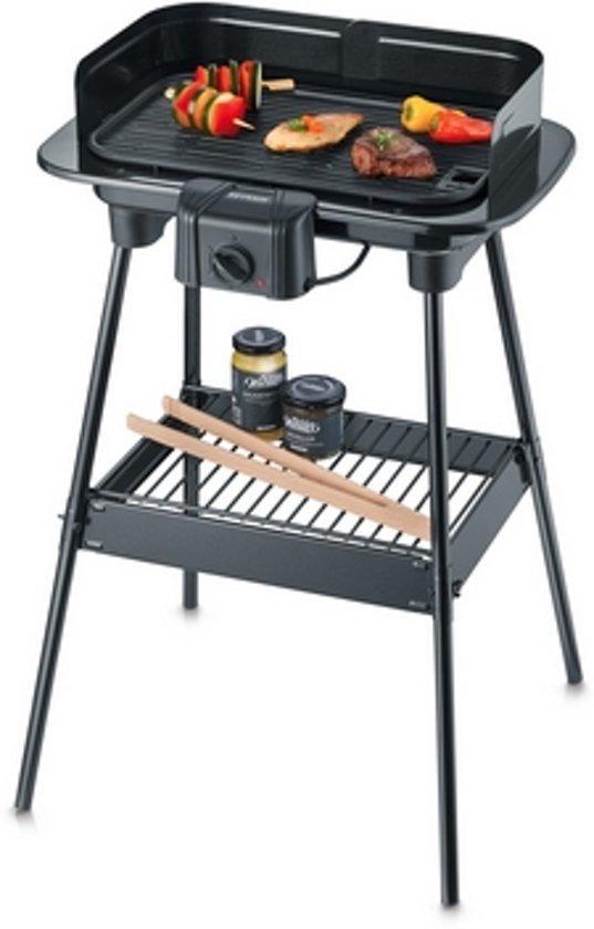 Severin PG8534 Elektrische Barbecue 1600W Zwart