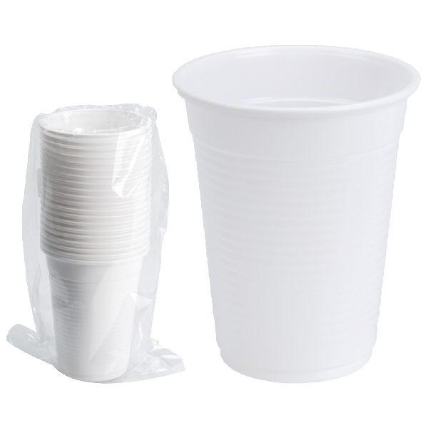 Beker Plastic 20 Stuks