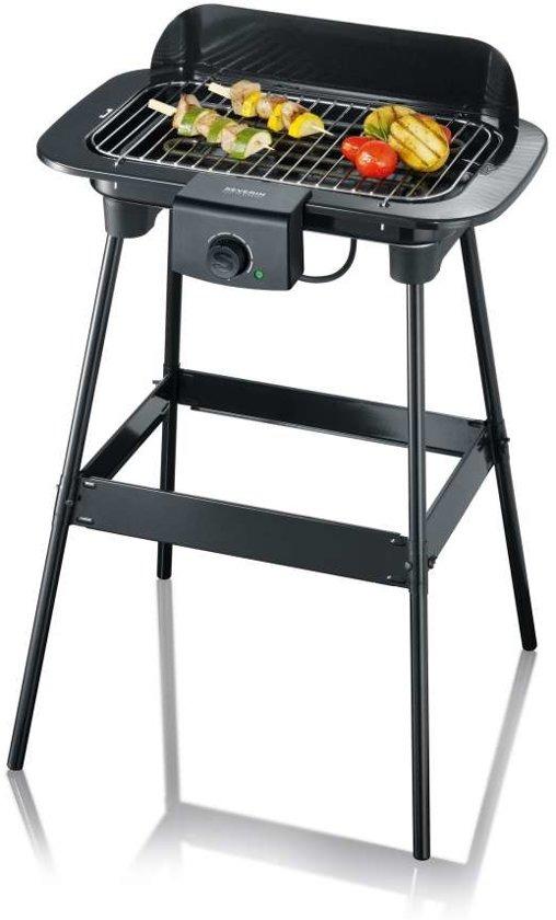 Severin PG8542 Elektrische Barbecue Grill 2300W Zwart