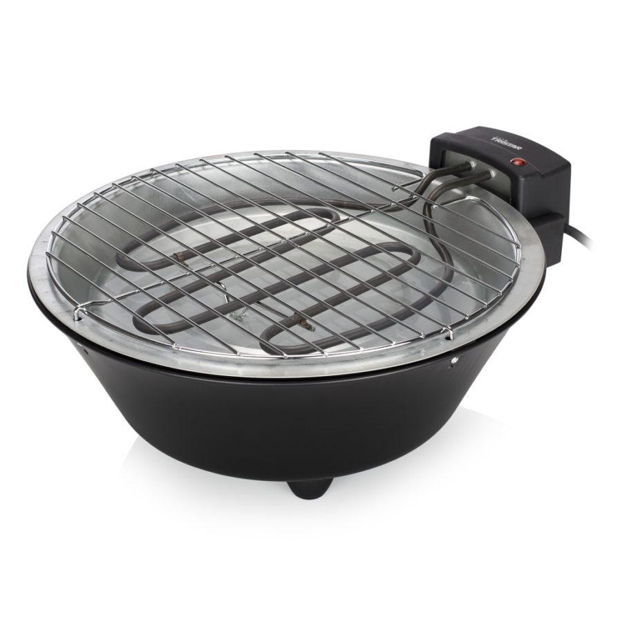 Bestron AJA902S Elektrische Barbecue op Statief Hungrill